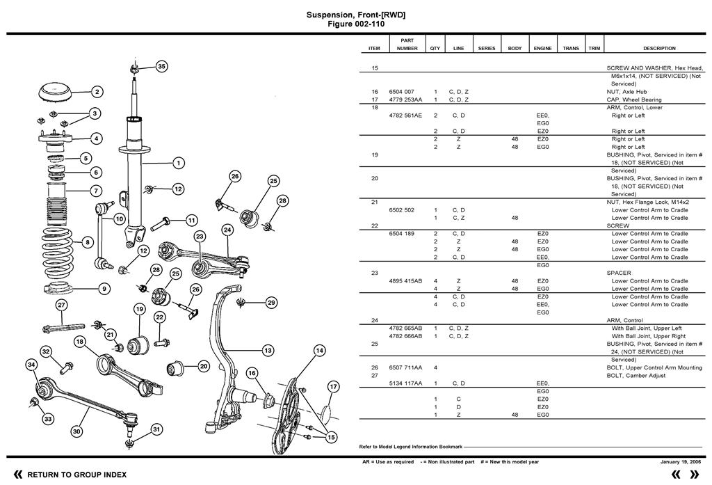 2007 dodge charger suspension diagram submited images